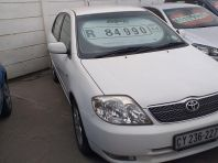 Used Toyota Corolla 1.8 Exclusive for sale in Bellville, Western Cape