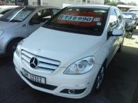 Used Mercedes-Benz B-Class B200CDI Autotronic for sale in Bellville, Western Cape