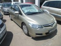 Used Honda Civic sedan 1.8 LXi for sale in Bellville, Western Cape