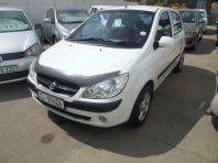 Used Hyundai Getz 1.4 GL high-spec for sale in Bellville, Western Cape