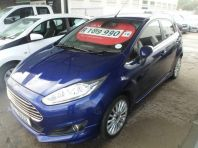 Used Ford Fiesta 5-door 1.0T Titanium for sale in Bellville, Western Cape