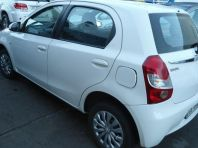 Used Toyota Etios hatch 1.5 Xs for sale in Bellville, Western Cape