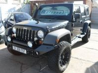 Used Jeep Wrangler Unlimited 3.6L Rubicon for sale in Bellville, Western Cape