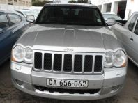 Used Jeep Grand Cherokee 3.0L CRD Overland for sale in Bellville, Western Cape