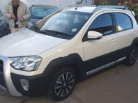 Used Toyota Etios Cross 1.5 Xs for sale in Bellville, Western Cape