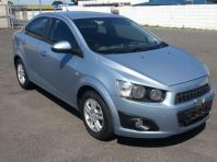 Used Chevrolet Sonic sedan 1.6 LS for sale in Bellville, Western Cape